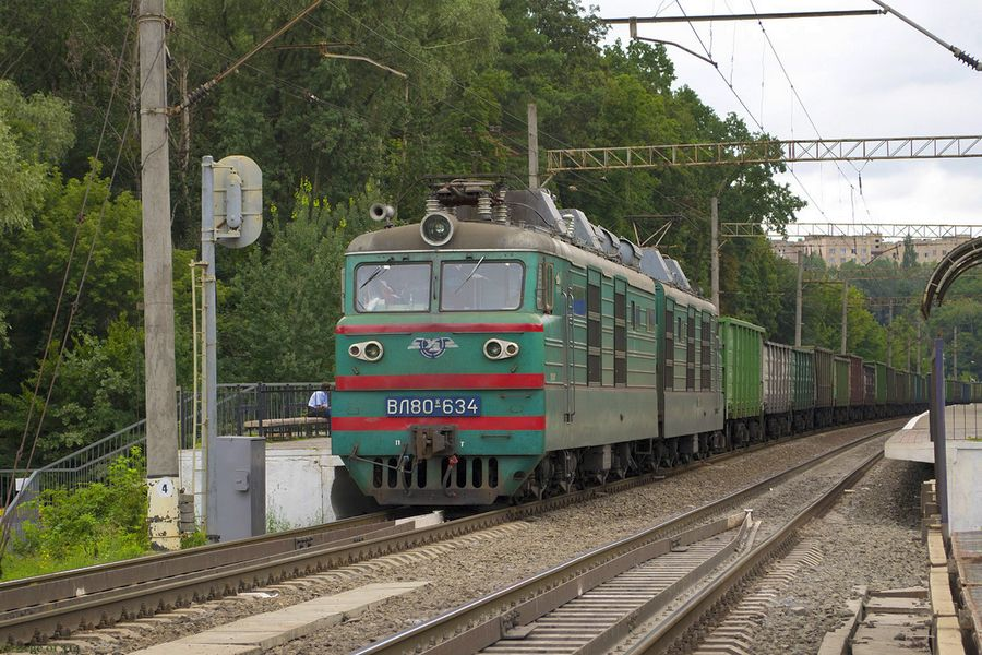 train 2 - Украина официально вошла в Транскаспийский транспортный маршрут